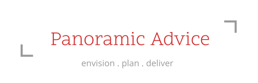Panoramic Advice Logo